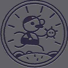 Desde hace siglos... Siempre estuvo presente  He has been with us since the mankind started to draw on stones... #supermario #mariobros #mushroomkingdom #peach #Nintendo #videogames #Videojuegos #gamer #sectornintendo #sectorn #wiiu #wii #n64 #NintendoGamecube #snes #nes By Mike Horowitz