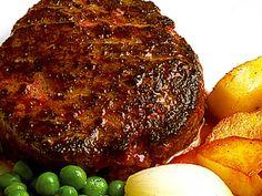 Klassisk biff à la Lindström Swedish Recipes, Grubs, Beetroot, Kids Meals, Frugal, Steak, Food Porn, Paleo, Pork