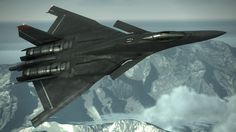 Image result for ace combat fictional planes