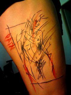 Tattoo by Musa, Prague