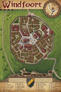All information about Fantasy City Map Tile. Pictures of Fantasy City Map Tile and many more. Fantasy City Map, Fantasy World Map, Fantasy Town, Fantasy Castle, Fantasy Places, Fantasy Village, Plan Ville, Castlevania, Grimgar