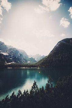 Imagen de nature, mountains, and lake