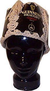 edf8fcf3e01 Bohemian Mermaid Palace  Beer Can Hat – Part 3 Crochet Summer Hats