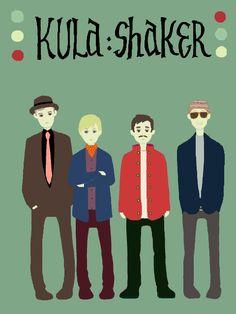 Kula Shaker - やじま's Blog