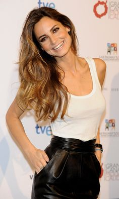 Ariadne Artiles Spanish model Ariadne Artiles promotes Gran Canaria Moda Calida on June 8, 2010 in Madrid, Spain.