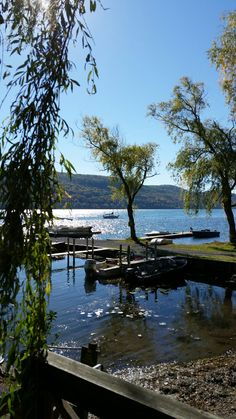 Cooperstown 2015 - Sam Smiths Boatyard on Otsego Lake Otsego Lake, East Coast, Beautiful Places, New York, Outdoor Decor, New York City, Nyc