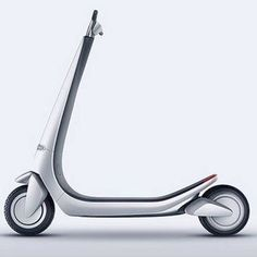 Scooter- Husky Design.  #industrialdesign #design #productdesign #inspiration #gooddesign