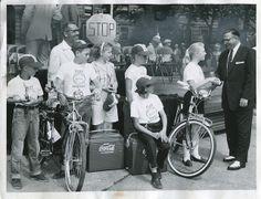 Zalbum Bike Brigade Aug 14 1958 Schwinn Mark II Jaguar