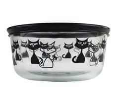 Pyrex Limited Edition Black Cats Halloween Bowl New 2015 #Pyrex