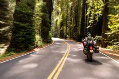 Travel the world on motorcycles
