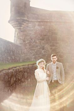whimsical scottish castle // photo by Glass Jar Photography Magical Wedding, Whimsical Wedding, Dream Wedding, Perfect Wedding, Wedding Couples, Wedding Bride, Tweed Wedding, Wedding Venues, Welsh Weddings