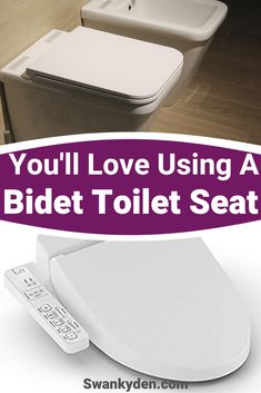 Choosing the best bidet toilet seat is all about picking for comfort and features that mean a lot to you. Decorating On A Budget, Decorating Blogs, Smart Toilet, Bidet Toilet Seat, Fancy Houses, Eco Friendly House, Home Design Decor, Amazing Bathrooms, Bathroom Organization
