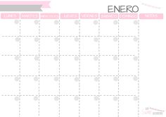 My Sweet Things: ¿Ya tienes tu calendario para el 2015?
