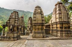 Arjun Haarith: A sojourn in the Kumaon and Garhwal Himalayas : Ancient Adi Badri - (Part 10)