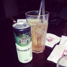 Korean version Ginger ale 진저엘