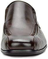 a0d01092 BRUNO MARC NEW YORK - Zapatillas para Hombre con Forro de Piel y cordón,  Café