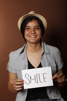 Smile, DanielaRamírez, Estudiante, CIDEB, Monterrey, México