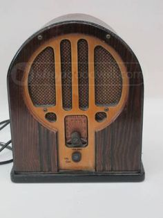 Philco Model 42 395 Floor Standing Radio 1942 Vintage