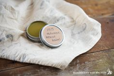 How to make 1915 Redwood Beard Balm