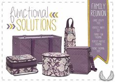 Thirty-One Functional Solutions - Family Reunion