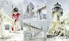 Lighthouses in michigan