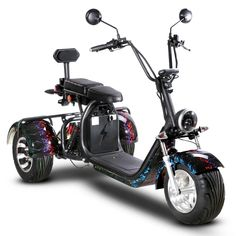 Kína háromkerekű nagy abroncsos felnőtt tricikli Citycoco háromkerekű robogó 1500W / 2000W - Kína 3 kerekes Harley elektromos robogó, Harley robogó Electric Tricycle, Electric Scooter, Scooter Images, Three Wheel Bicycle, Adult Tricycle, Off Road Tires, Third Wheel, Vagina, Kick Scooter