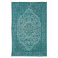 Safavieh Classic Vintage Boho Laurette Distressed Oriental Cotton Rug x - Aqua), Blue Aqua Area Rug, Blue Area, Classic Rugs, Machine Made Rugs, Traditional Rugs, Grey Rugs, Eclectic Decor, Colorful Rugs, Vintage Rugs