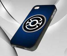 Blue Lantern Corps - iPhone 5 case | whidcases - Accessories on ArtFire