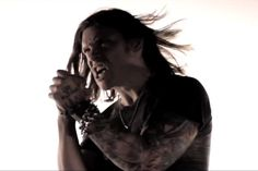 """Brent Smith.....So he doesn't necessarily give me """"deep thoughts"""", but they're definitely """"dirty thoughts"""" ;)"""