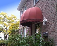 dome-awning..omnimark awnings