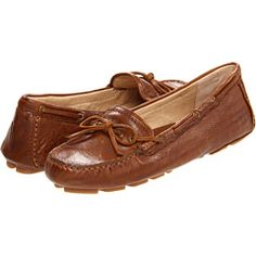 Frye Reagan Campus Driver Camel Soft Vintage Leather - Zappos.com Free Shipping BOTH Ways
