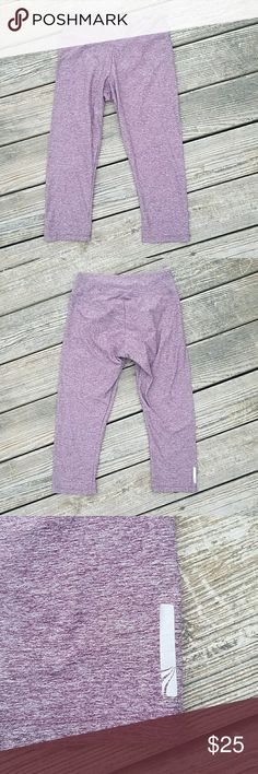 Marika Tek purple exercise capri. Purple Marika Tek exercise capri. Perfect condition, only worn once, they were too small! Size XS. True to size.   #exercise #workout #marika tek #yoga #yogi marika tek Pants
