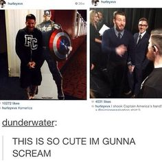 ANDY HURLEY OF FALL OUT BOY LOVES CAPTAIN AMERICA