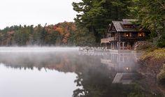 Lake Kora - Adirondacks, New York - BeautifulPlaces | Luxury Villa Rentals & Epicurean Adventures