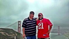 Scenic view of Golden Gate Bridge