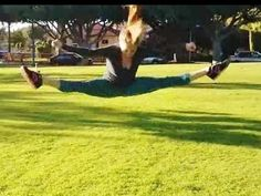Learn technique, stretches, drills, and strength for a great looking toe touch.  Training with a stuntwoman, gymnast, and acrobat is fun! Here's 2 tumbling tutorials you might like also p://youtu.be/UVx4YGQ5GWo http://youtu.be/5cvS3iwNq6k  Here's a splits  tutorial too http://youtu.be/ZKn1_5Ow300 Facebook Fanpage https://www.facebook.com/FitAndF...
