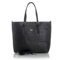 a624753ea1 Dámská kožená kabelka MAZZINI Vivaco - černá