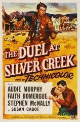 Lev Stepanovich: SIEGEL, Don. Duelo en Silver Creek (1952)