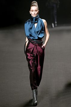 Haider Ackermann Fall 2011 Ready-to-Wear - Collection - Gallery - Look 24 - Style.com