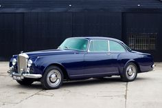 1960 Bentley S2 - Continental by H.J. Mulliner | Classic Driver Market