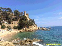 замок Льорет де мар