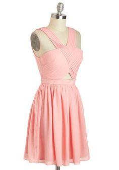 V for Vienna Dress, #ModCloth