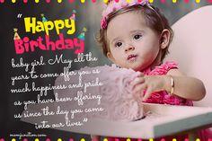 Birthday Wishes For Sister (Happy Birthday Sister Funny) Happy 1st Birthday Wishes, 1st Birthday Quotes, Birthday Wishes For Women, Happy Birthday Baby Girl, Happy Birthday Wishes Quotes, Happy 1st Birthdays, Birthday Ideas, Birthday Pins, Birthday Greetings