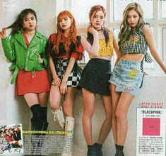 2ne1, Blackpink Lisa, Kim Jennie, Blackpink Fashion, Korean Fashion, Popteen, Mode Kpop, Kim Jisoo, Black Pink Kpop