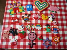 Strijkkralen - hama beads by Joycee