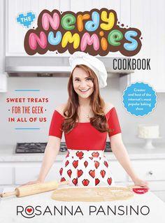 The Nerdy Nummies Cookbook by Rosanna Pansino on iBooks