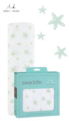 Wherever your travels or holidays take you and your baby - from warm, sunny beaches to snowy winter wonderlands - bring along one of our comfy green star cotton muslin swaddles and discover all the ways this blanket can simplify your life.