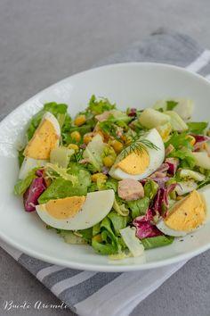Cobb Salad, Pork