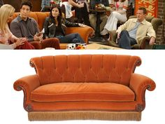 friends back sofa - Ecosia Friends Tv Show, Friends In Love, Friends Cake, Trees To Plant, Love Seat, Couch, Furniture, Magic, Cakes