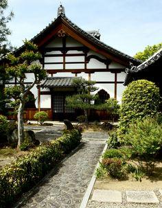 Myoshinji Temple 9   by David OMalley